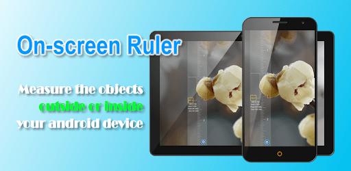 On-screen Ruler(Free) apk