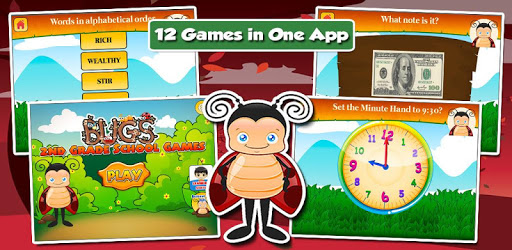 2nd Grade Learning Games apk
