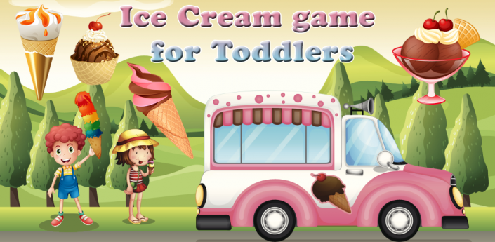 Ice Cream game for Toddlers apk