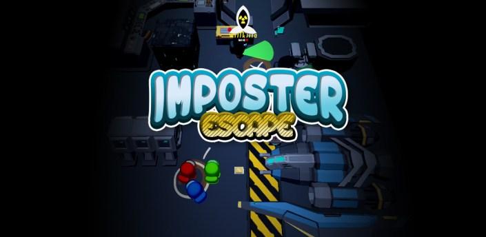Red Imposter Escape 3D apk