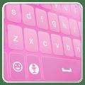 Pink Keyboard Icon