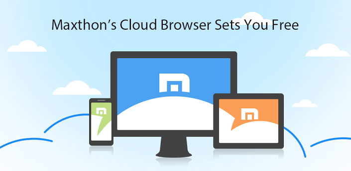 Maxthon Browser - Fast & Safe Cloud Web Browser apk