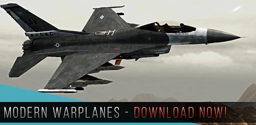 Modern Warplanes: Wargame Shooter PvP Jet Warfare apk
