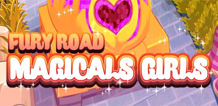 Madoka Magica Magic Girls Shooting on Fury Road Battle Games apk