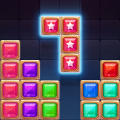 Block Puzzle: Star Gem Icon