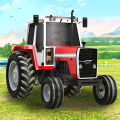 Real Farming 2021: Free Tractor Driving Games Icon