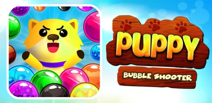 Puppy Pop - Bubble Shooter Game apk