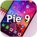 Launcher Android Pie - Icon Pack,Wallpapers,Themes Icon