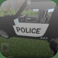 Addon Police Patrol Car for MCPE Icon