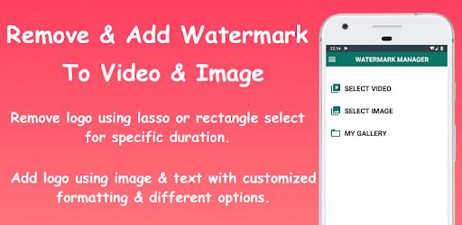 Remove & Add Watermark apk