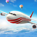 City Flight Pilot Simulator 3D Free Plane Games Icon