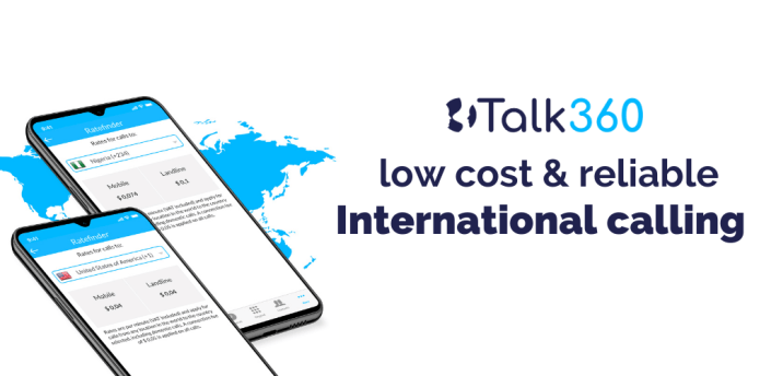 Talk360 – International Calling App apk