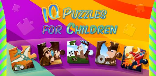 IQ Puzzles for Children apk