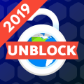 Proxynel: Unblock Websites Free VPN Proxy Browser Icon