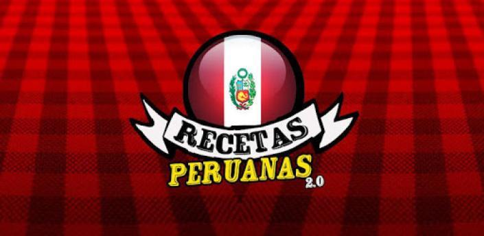 Recetas Peruanas 2.0 apk
