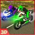 Crazy Bike Racing Simulator 3D – Real Moto Rider Icon