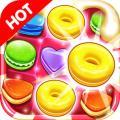 Jelly Garden Crush Saga Icon