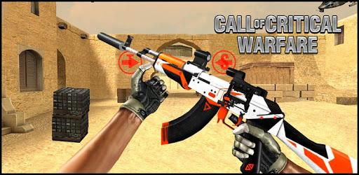 Call of Critical Warfare Ops: Gun Strike Duty apk