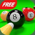 8 Ball Pool : Free Classic Billiard Icon