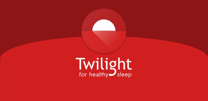 Twilight: Blue light filter for better sleep apk