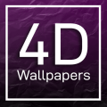 4D Live Wallpapers - Live Wallpapers 2020 Icon