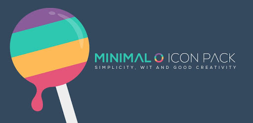 Minimal O - Icon Pack apk