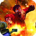 3D Zombie Hunger Game Icon