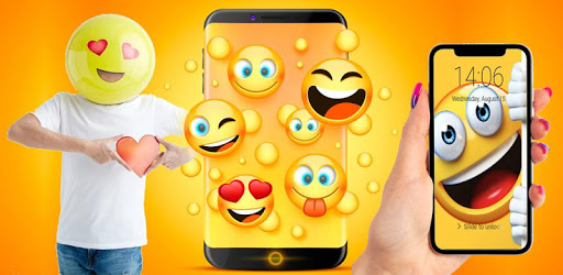Lock Screen Emoji Pattern Passcode Keypad 2018 apk