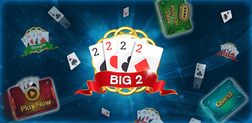 Big 2 - Poker Two, Dai Di, Pusoy Dos, Big2 apk