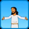 Tuhan Yesus Naik Ke Surga Icon