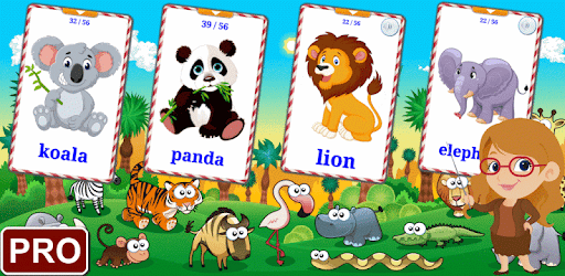 Cute Animals Cards PRO apk