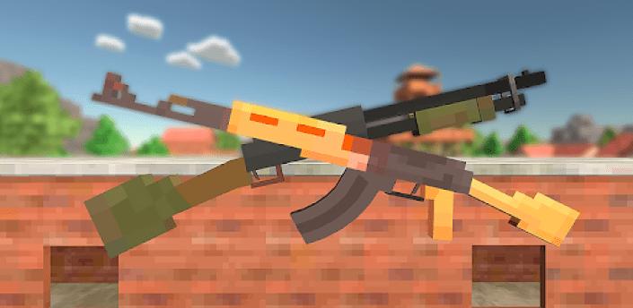 Pixel Gun Shooter 3D apk
