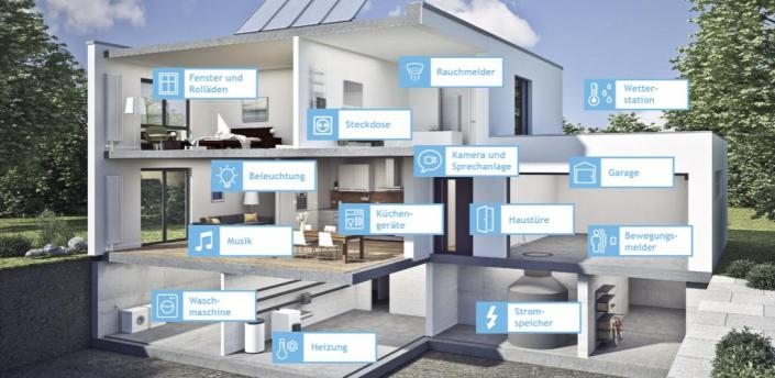 iHaus Smart Living App apk