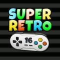 SuperRetro16 (SNES Emulator) Icon