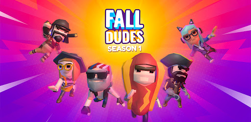 Fall Dudes (Early Access) apk