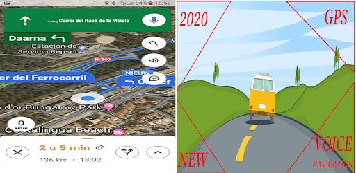 Voice GPS navigation apk
