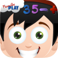Cowboy Preschool Math Games Icon
