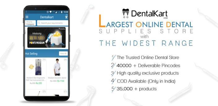 Dentalkart - Online Dental Store apk