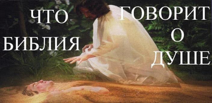 Душа в Библии apk