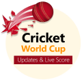 Cricket World Cup Schedule and Live Score Updates Icon