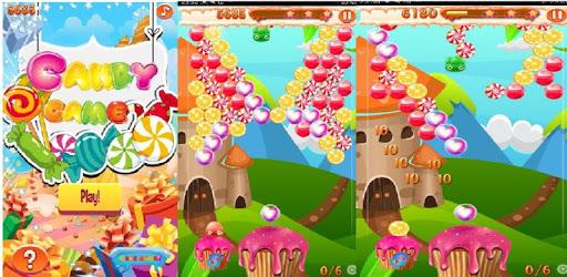 Candy Game : shooter game fun apk