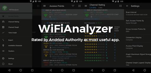 WiFi Analyzer (open-source) apk