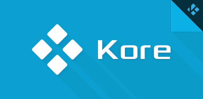 Kore, Official Remote for Kodi apk