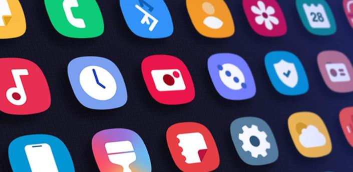 ONE UI Icon Pack apk