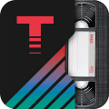 VHS Old Vintage Camera - Tapee Icon