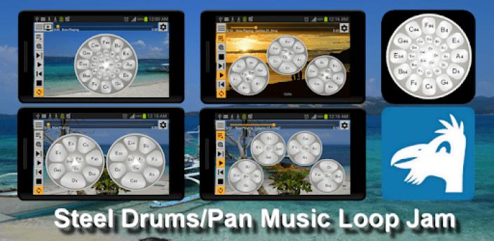 Steel Drums, Steel Pan Free apk