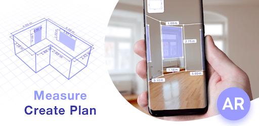 AR Plan 3D Ruler – Camera to Plan, Floorplanner apk