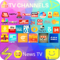 Live Tv Channels - Live Hindi News, Live News Tv Icon