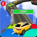Impossible Car Stunts Driving Icon