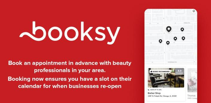 Booksy - book local beauty appointments 24/7 apk
